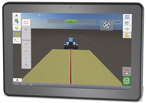 gps in agricoltura